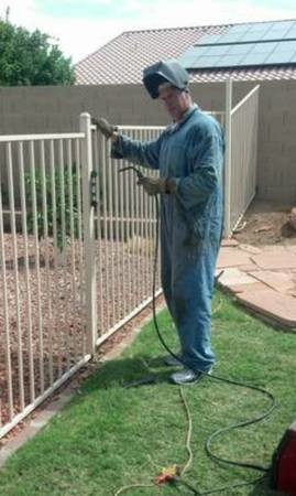 Rv Gates Pool Fence And Mobile Welding Amp Repair 602