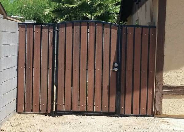 Rv gates pool fence and mobile welding repair