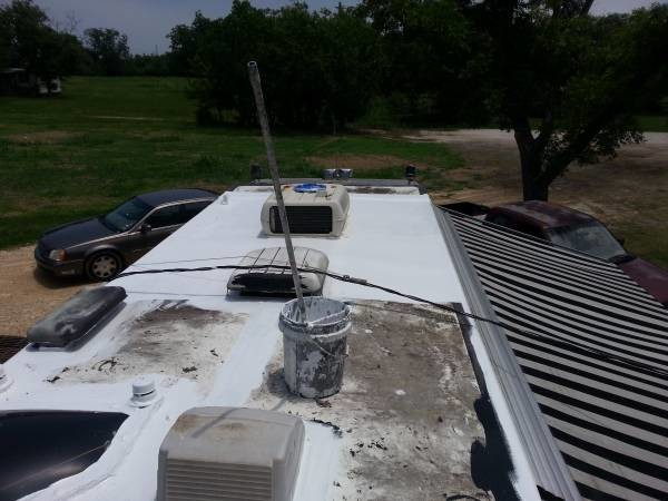 Rv Roof Repair Mobile Service 832 405 3366 Houston