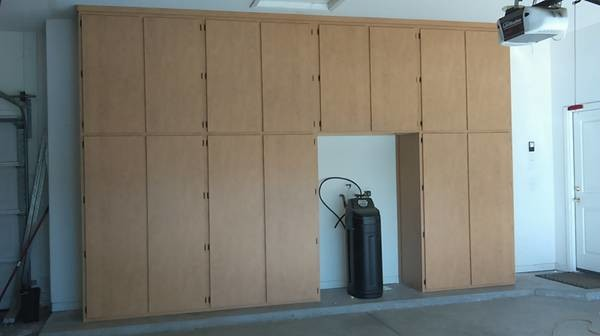 Perfect Affordable Quality Neil S Garage Cabinets 480 217 7624