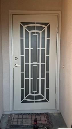 Security Door Installation 60 480 560 4475 Phoenix