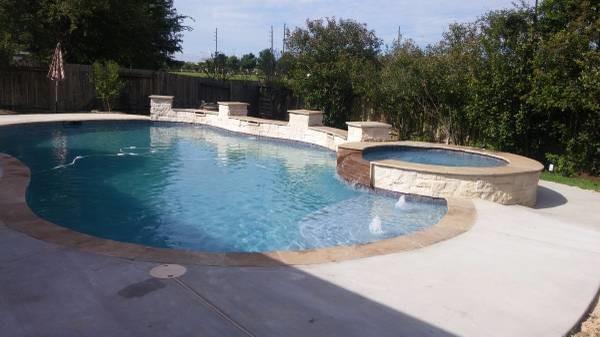 Swimming Pool Builder Katy Houston Magnolia Montgomery 281 746 8654 Houston Tx