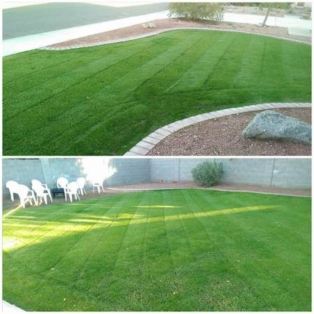 Esl landscape maintenance basic lawn care starting at 35 for Basic garden maintenance