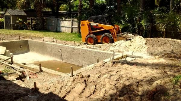 Grading Concrete Removal Dirt Work Etc 813 833 4023