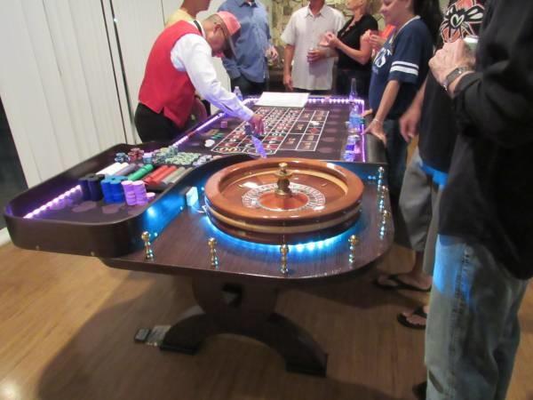Casino night fundraiser orange county