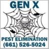 GEN X PEST ELIMINATION