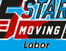 5 Star Moving Labor