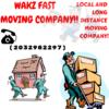 WAKZ FAST MOVING COMPANY