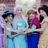 Princess Party People & Characters