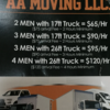 AA Moving LLC