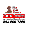 Mind Your Manners Canine Training