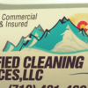 Satisfied cleaning services LLC.