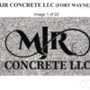 MJR CONCRETE LLC