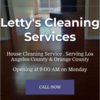Letty's Cleaning Services