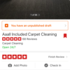 Aaall Included Carpet Cleaning