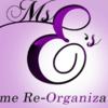 Ms E's Home Re-Organization