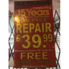 COMPUTER REPAIR...ONLY ONE FIX PRICE - $40))