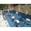 Pool plaster, tile, coping decking