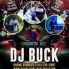 dj Buck. $75.00-$100.00/h DJ SERVICES PLUS 1 HR FREE