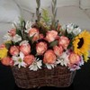 Flower Bouquets by Sandy Bouzid