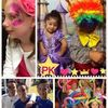 Face paint and balloons Spring Special