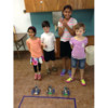 Buliding robots with legos-summer camp