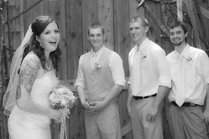 Photo #2: OH PHOTOGRAPHY! Wedding Photographer, you get so much in our packages!