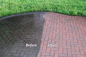 Photo #2: Pressure washing services