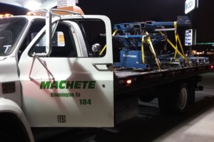 Photo #1: MACHETE TOW