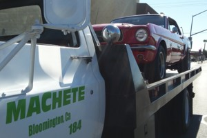 Photo #2: MACHETE TOW