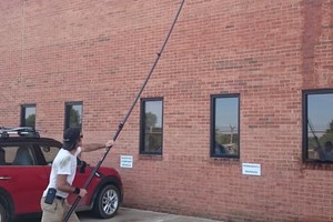 Photo #1: Bluebird Window Cleaning