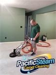 Photo #1: Pacific Steam Carpet Cleaning
