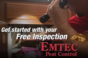 Photo #1: Emtec Pest Control