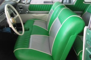 Photo #1: Metzel Auto Upholstery