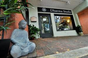 Photo #1: Dharma Yoga Studio
