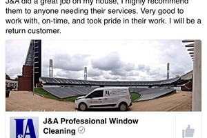Photo #5: J&A Professional Window Cleaning