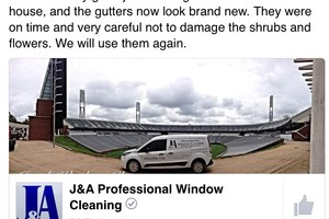 Photo #8: J&A Professional Window Cleaning