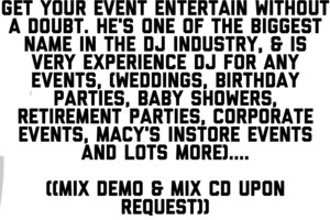 Photo #2: DJ MACE ENTERTAINMENT