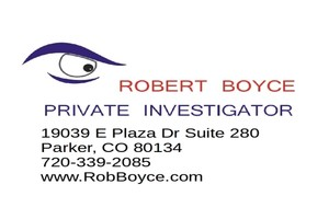 Photo #1: Robert Boyce & Company Investigations