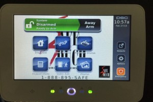Photo #1: SafeTouch Security Systems