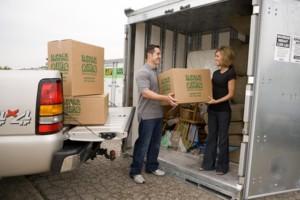 Photo #2: U-Pack Moving