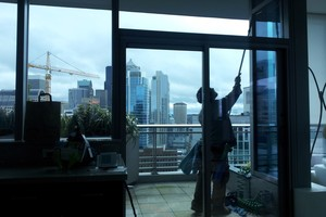 Photo #1: Clearview Window Washing