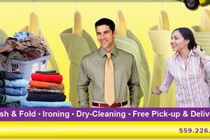 Photo #1: Bright Laundry Service