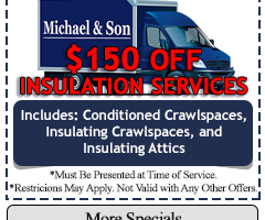 Photo #3: Michael & Son Services