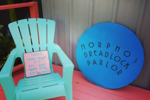 Photo #1: Morphos Dreadlock Parlor