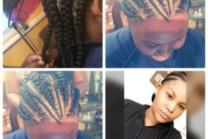 Photo #1: Kessias Hair Club