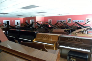 Photo #1: Illos Piano Restorations