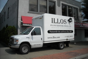 Photo #2: Illos Piano Restorations