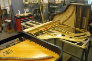 Photo #5: Illos Piano Restorations