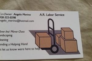 Photo #1: A.R. Labor Services